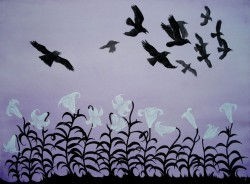 """Ravens and Lilies"""