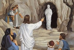 """Jesus-The Resurrection and the Life"""